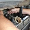 Thermostat wechseln beim Motorservice